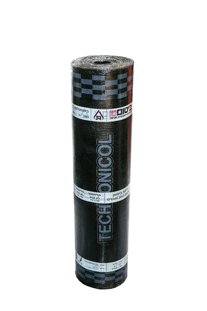 ביטומפלסט 4R שחור